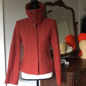 Clothes by Revue boiled wool gorg jacket sz 6-8